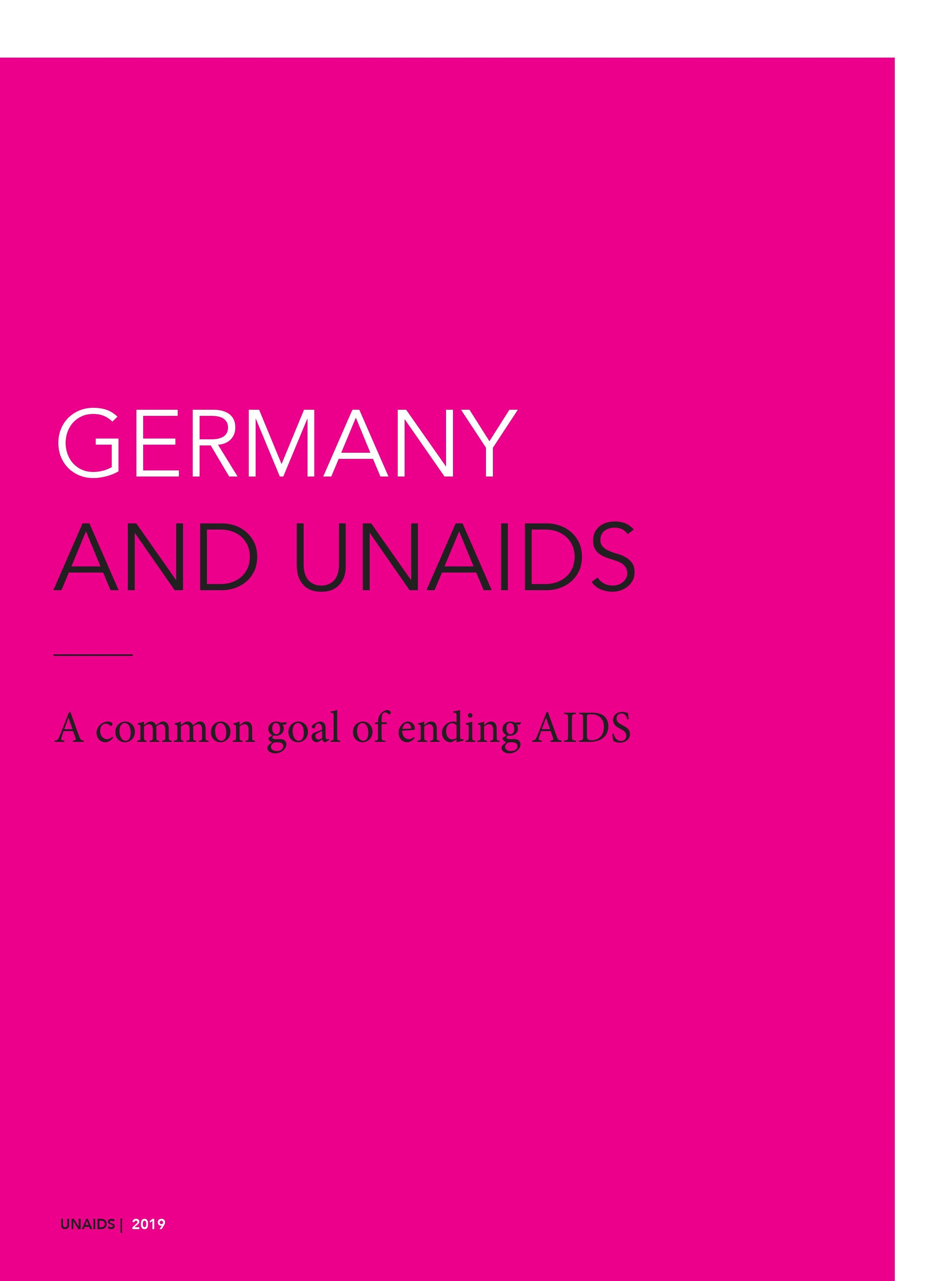 Germany and UNAIDS
