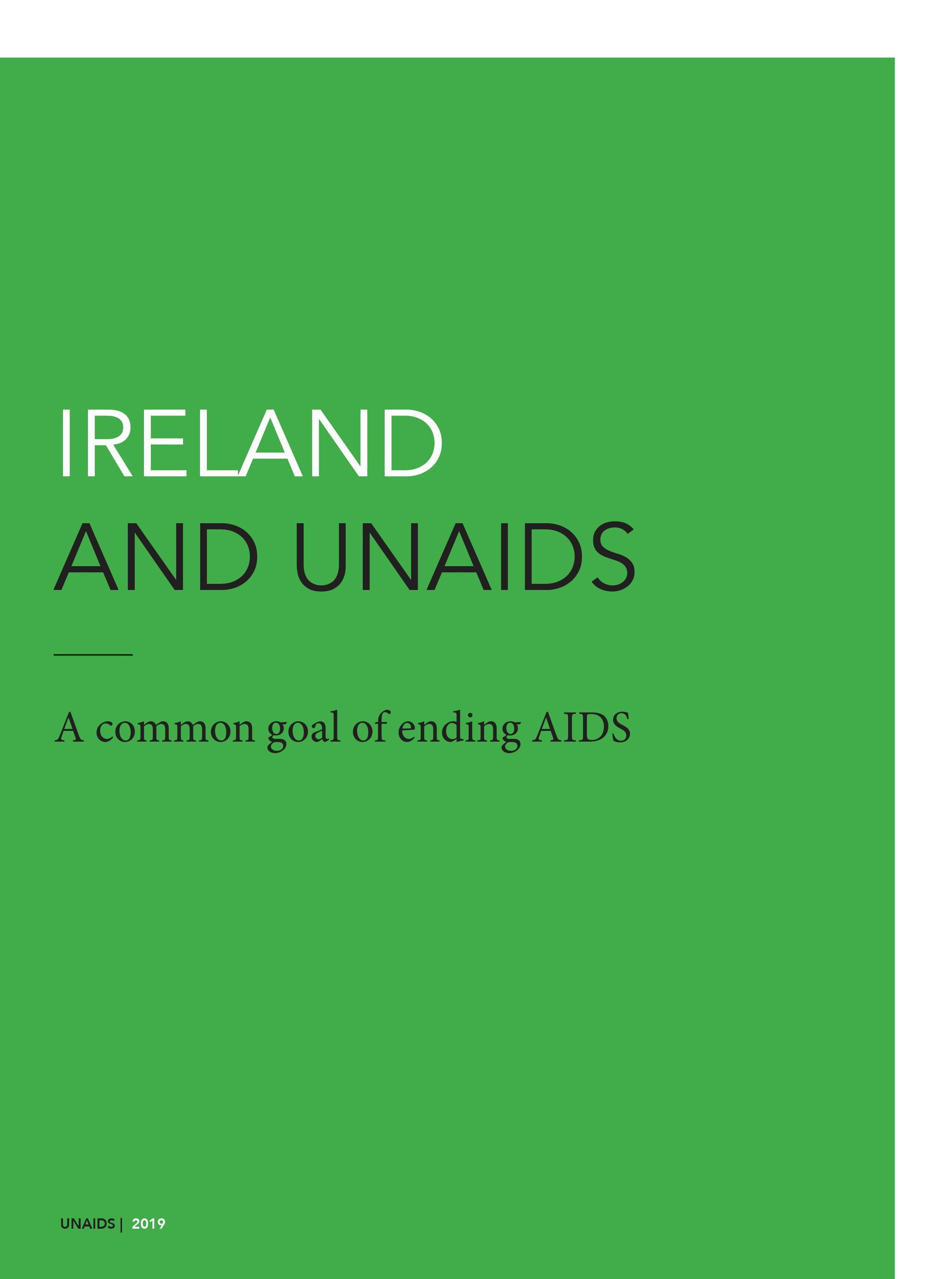 Ireland and UNAIDS