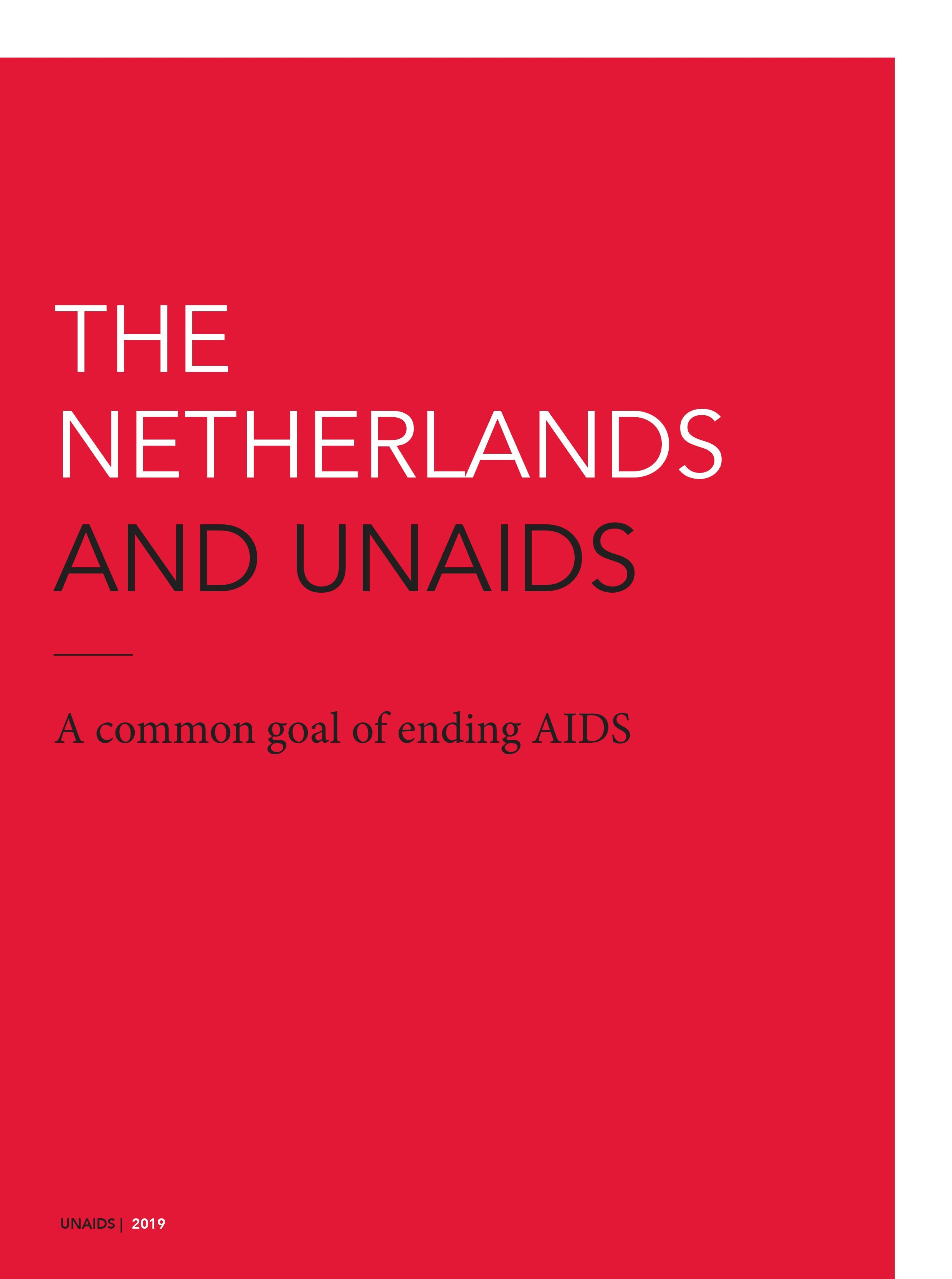 The Netherlands and UNAIDS