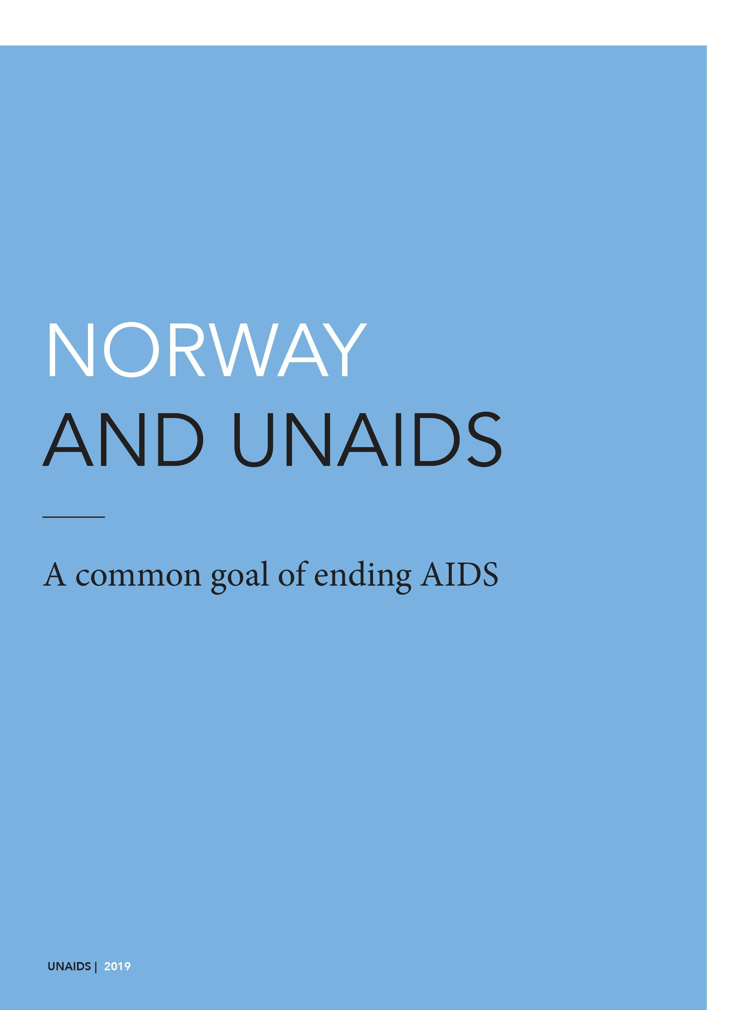Norway and UNAIDS
