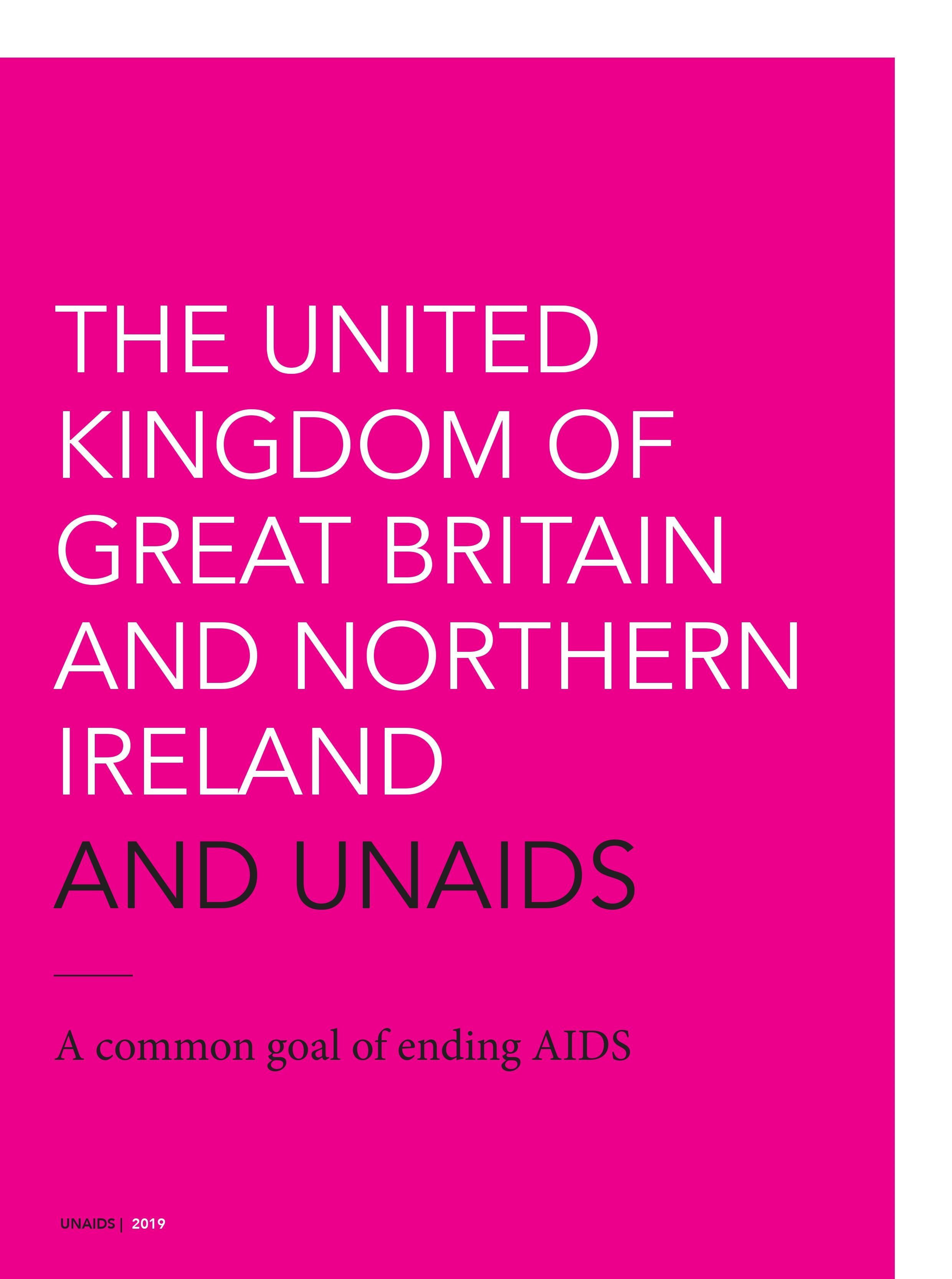 The UK and UNAIDS